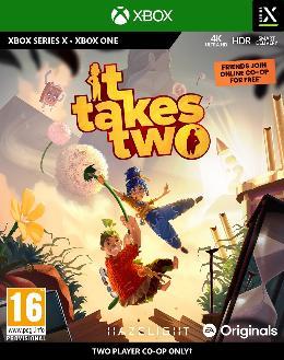 Carátula de It Takes Two para Xbox One