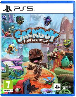 Carátula de Sackboy: A Big Adventure para PlayStation 5