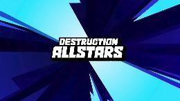 Carátula de Destruction All Stars para PlayStation 5
