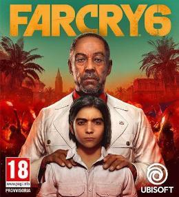 Carátula de Far Cry 6 para PC