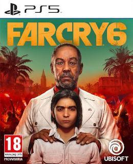 Carátula de Far Cry 6 para PlayStation 5