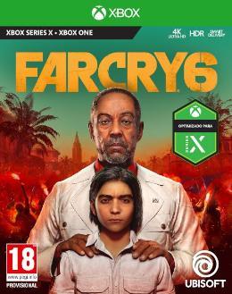 Carátula de Far Cry 6 para Xbox