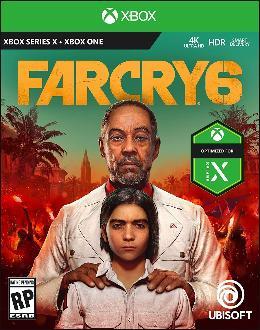 Carátula de Far Cry 6 para Xbox One