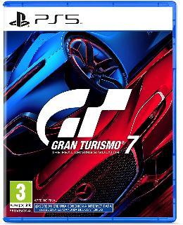 Carátula de Gran Turismo 7 para PlayStation 5