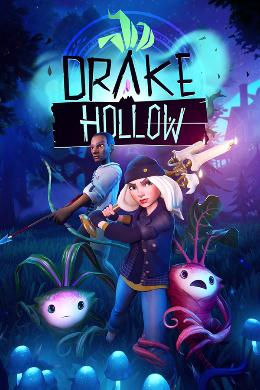 Carátula de Drake Hollow para PC