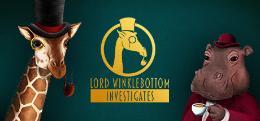 Carátula o portada Europea del juego Lord Winklebottom Investigates para PC