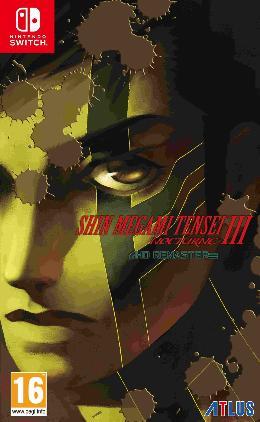 Carátula de Shin Megami Tensei III: Nocturne HD Remaster para Nintendo Switch
