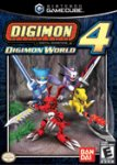 Carátula de Digimon World 4 para GameCube