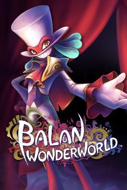 Carátula de Balan WonderWorld para Xbox