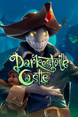 Carátula de Darkestville Castle para PlayStation 4