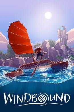 Carátula o portada Europea del juego Windbound para PC