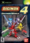 Carátula de Digimon World 4 para Xbox