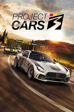 Carátula de Project CARS 3 para PC