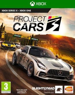 Carátula de Project CARS 3 para Xbox One