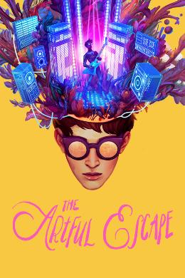 Carátula de The Artful Escape para Xbox One