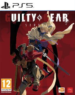 Carátula de Guilty Gear -Strive- para PlayStation 5