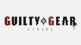 Carátula o portada Logo Oficial del juego Guilty Gear: Strive para PlayStation 5