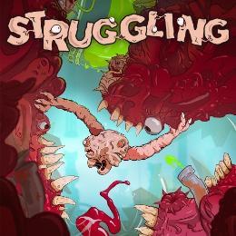 Carátula de Struggling para Nintendo Switch