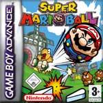 Carátula de Super Mario Ball