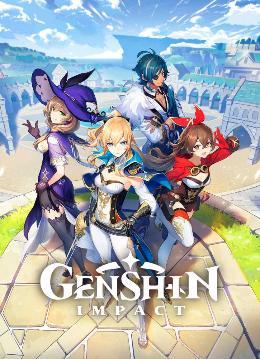 Carátula de Genshin Impact para Nintendo Switch