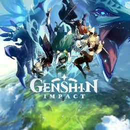 Carátula de Genshin Impact para PlayStation 4