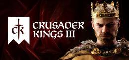 Carátula de Crusader Kings III para PC
