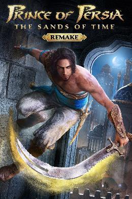 Carátula de Prince of Persia: The Sands of Time Remake para PlayStation 4
