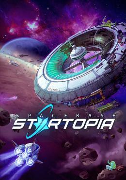 Carátula de Spacebase Startopia para Nintendo Switch