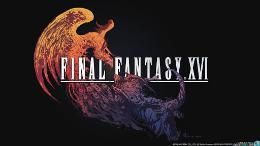 Carátula de Final Fantasy XVI