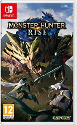 Carátula de Monster Hunter Rise