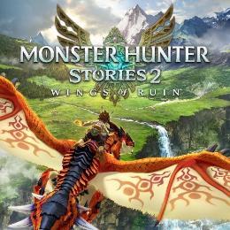 Carátula de Monster Hunter Stories 2: Wings of Ruin para Nintendo Switch