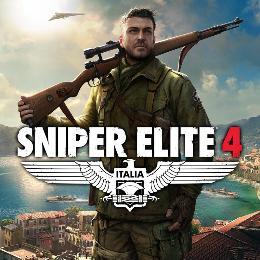 Carátula de Sniper Elite 4 para Nintendo Switch