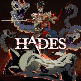Carátula de Hades para Nintendo Switch