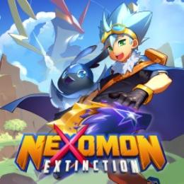 Carátula de Nexomon: Extinction para PlayStation 4