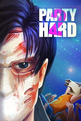 Carátula de Party Hard 2 para PlayStation 4