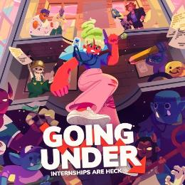 Carátula de Going Under para Nintendo Switch
