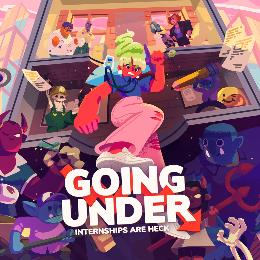 Carátula de Going Under para Xbox One
