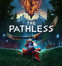 Carátula de The Pathless para PC