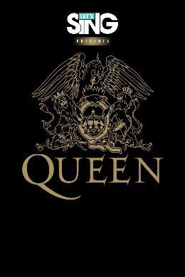 Carátula de Let's Sing Queen para Xbox One