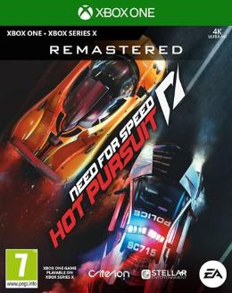 Carátula de Need for Speed: Hot Pursuit Remastered para Xbox One