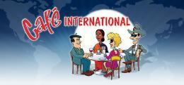 Carátula de Café International para Mac