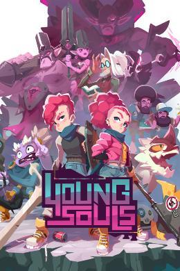 Carátula de Young Souls para Stadia