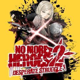Carátula de No More Heroes 2: Desperate Struggle para Nintendo Switch