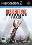 Car�tula de Resident Evil Outbreak File #2