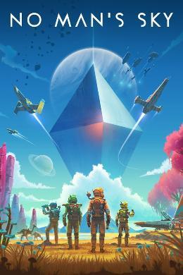 Carátula de No Man's Sky para PlayStation 5