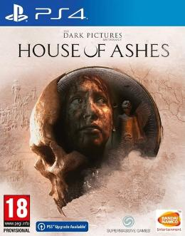 Carátula de The Dark Pictures: House of Ashes para PlayStation 4
