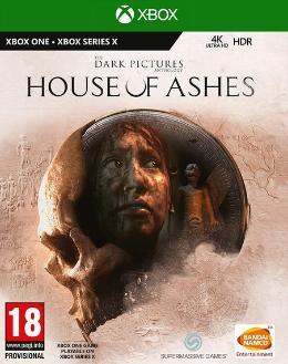 Carátula de The Dark Pictures: House of Ashes para Xbox One