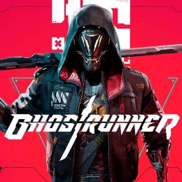 Carátula de Ghostrunner para PlayStation 4