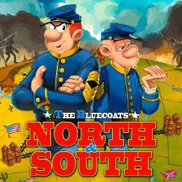 Carátula de The Bluecoats - North vs South para Nintendo Switch