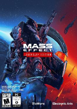 Carátula de Mass Effect Legendary Edition para PC